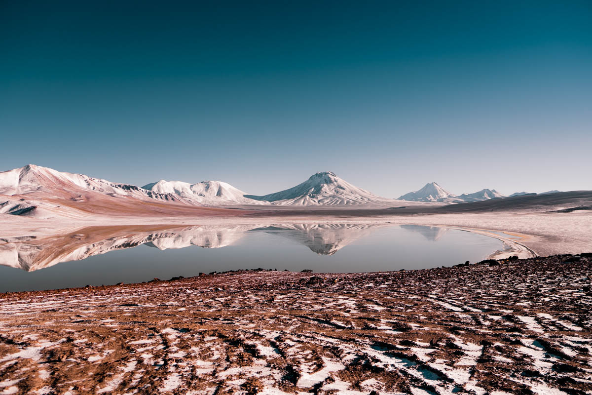 Preset de Viagem - Atacama